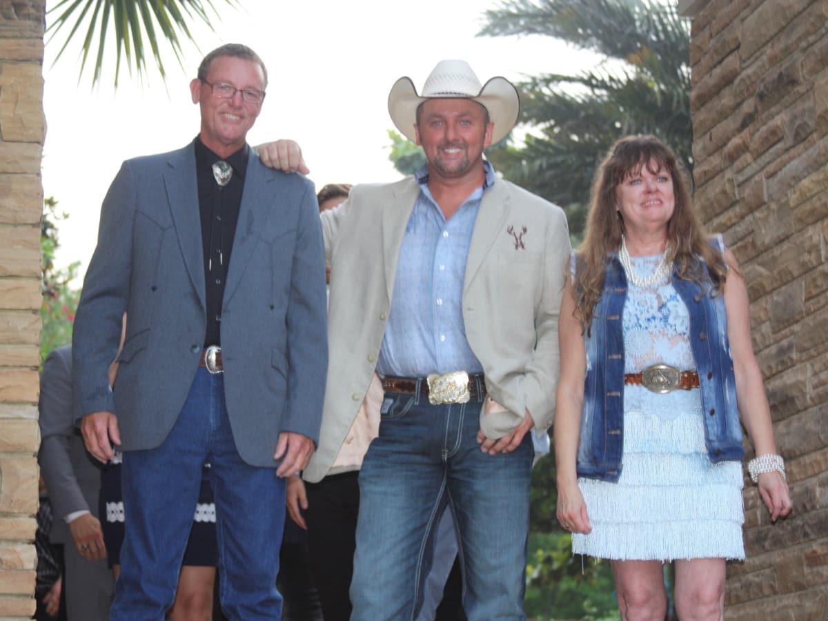 Steele party, Big Sky cast