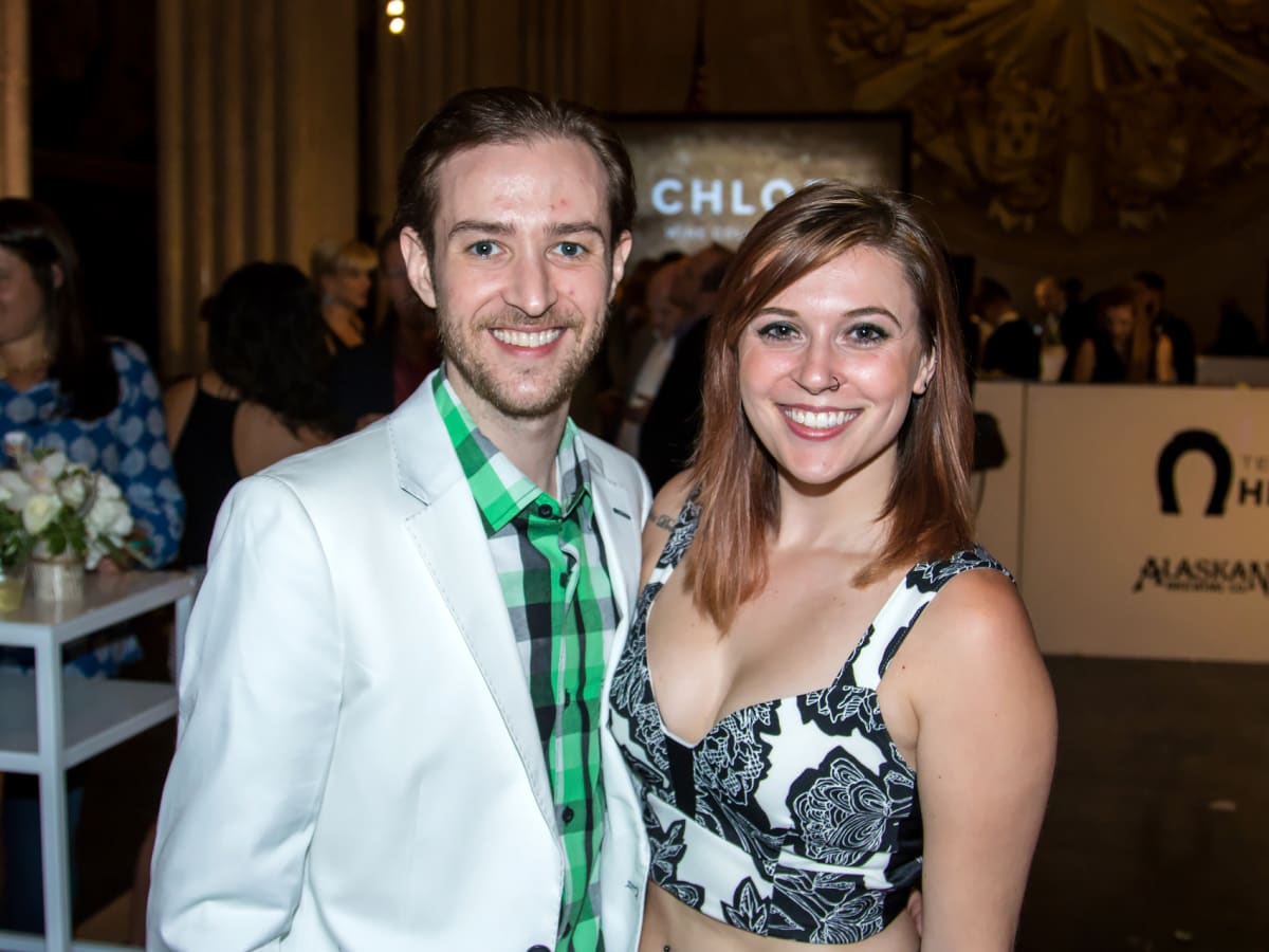 Graham Moore, Lacy Cook
