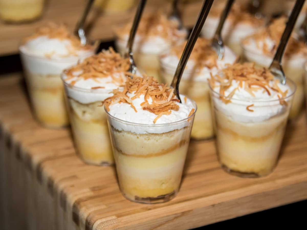Tres leches trifle from winner Front Room Tavern in Dallas