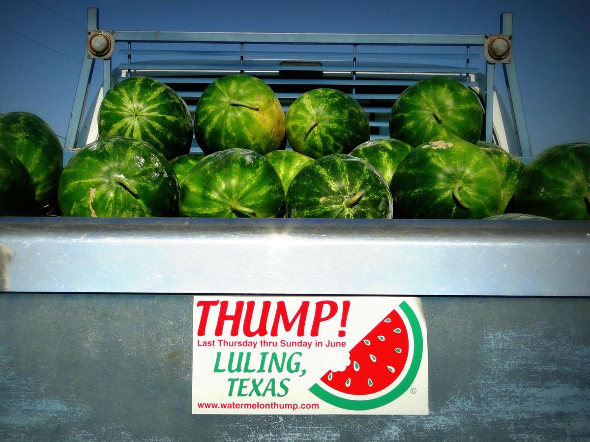 Luling Watermelon Thump Festival