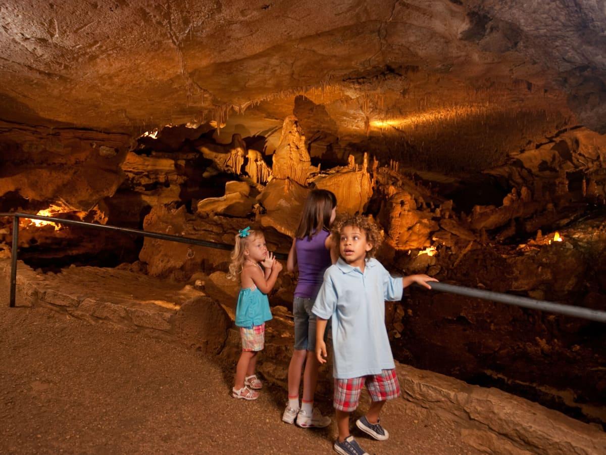 Inner Space Cavern Georgetown