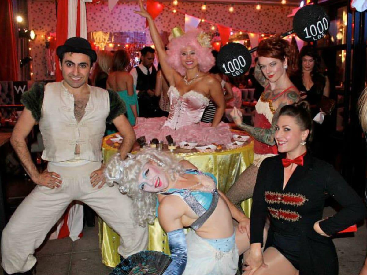 Austin oddities and entertainment