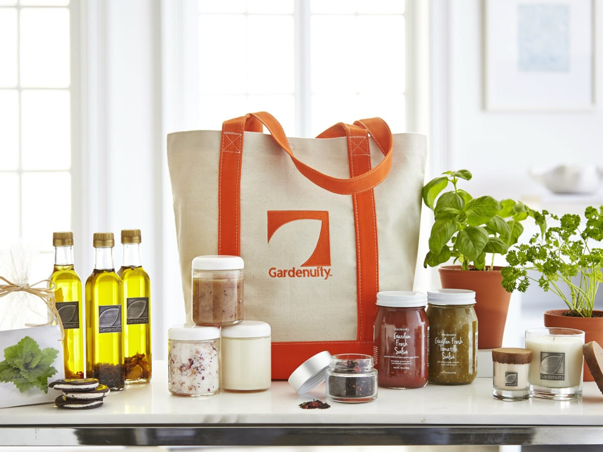 Tote bag from Gardenuity