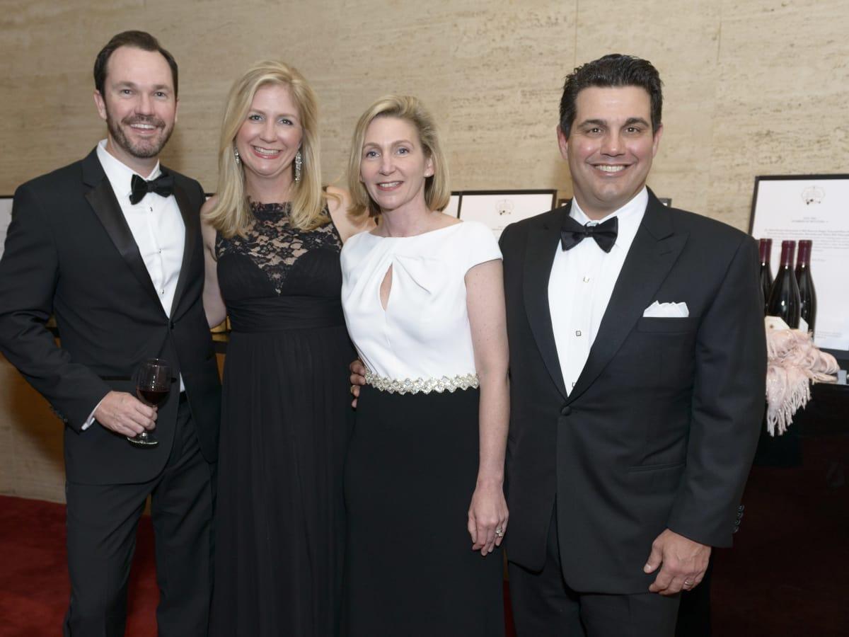 Symphony Wine Dinner, April 2016, Ryan Loving, Lady Ann Loving, Erin Verducci, Frank Verducci