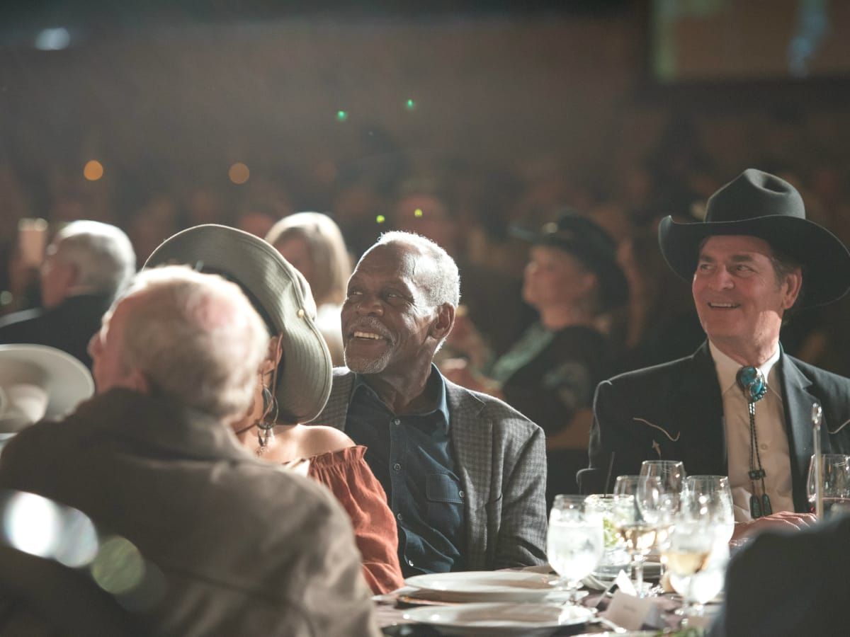 Lonesome Dove reunion Danny Glover