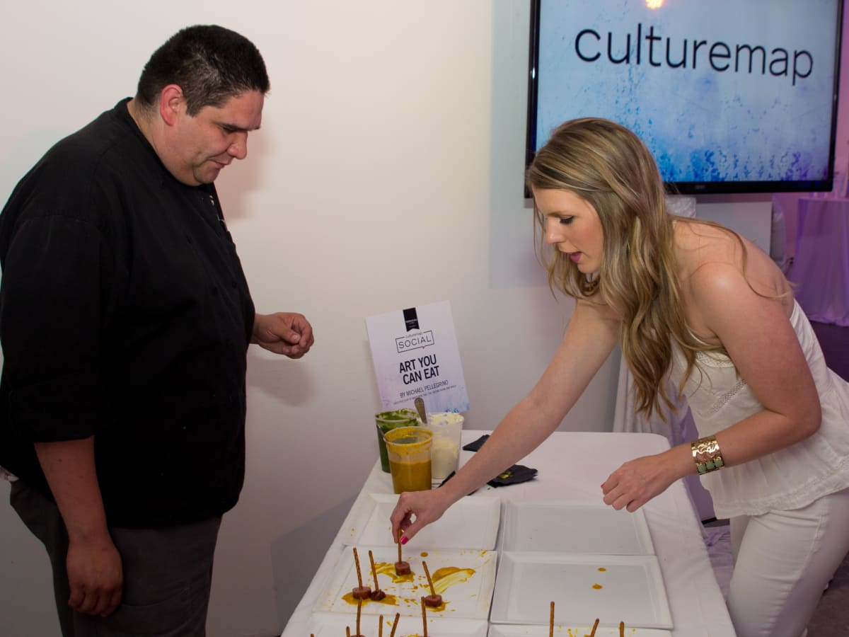 CultureMap Social, March 2016, Michael Pellegrino, Lori Johnson