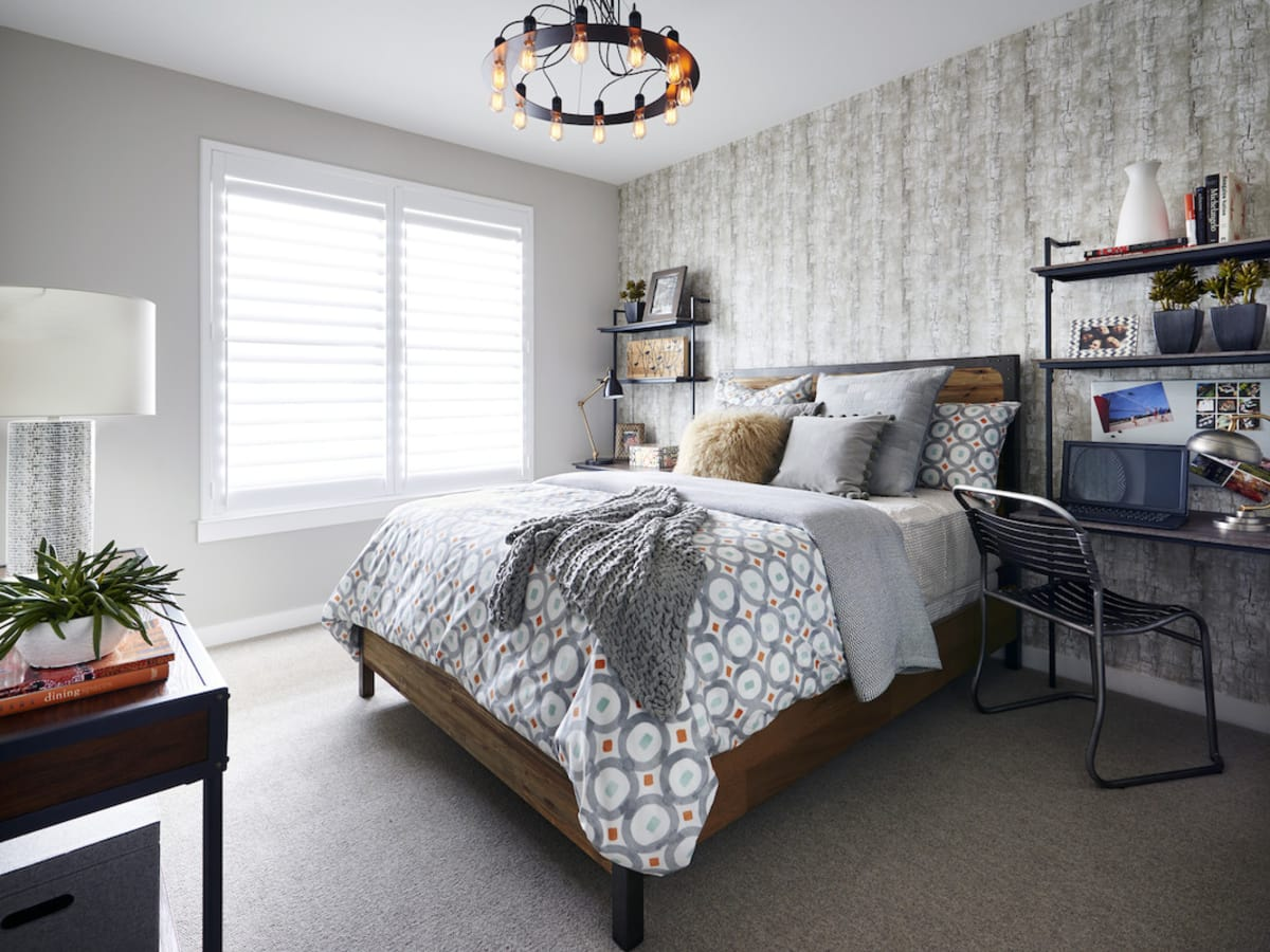 The Shelby Residences bedroom