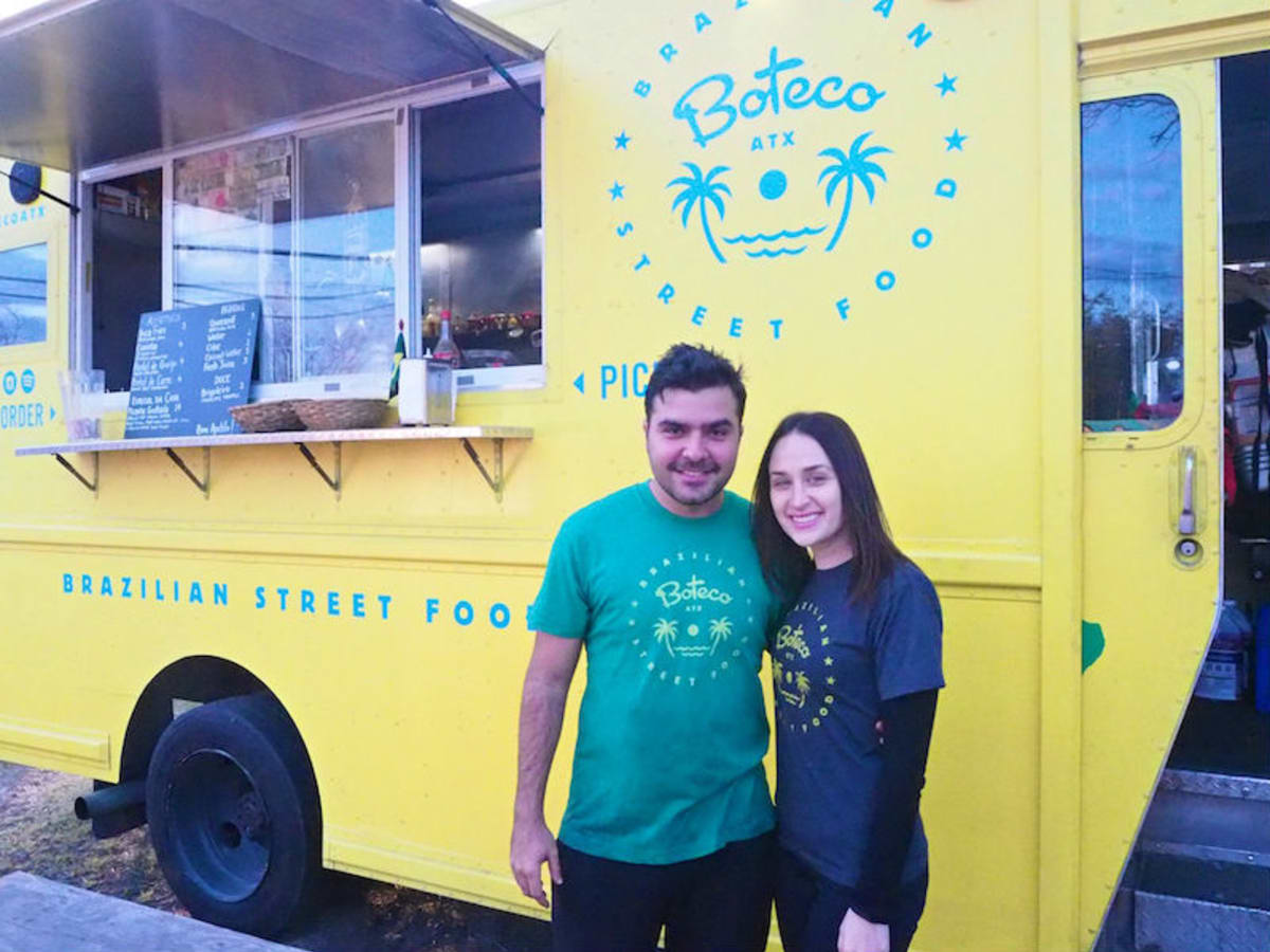 Boteco owners Chef Fernando Marri