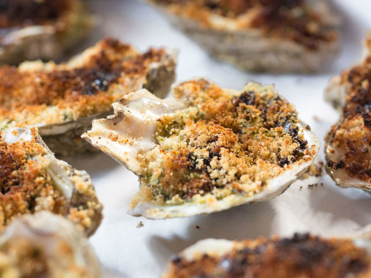 Shuck Shack oysters