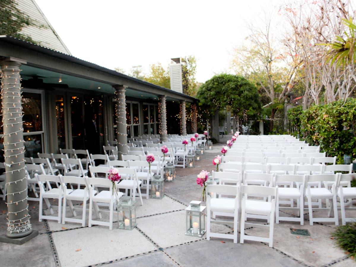 Ouisie's Table wedding