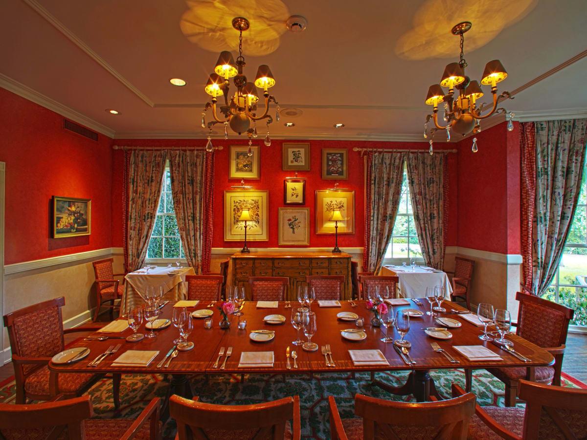 Manor House Houstonian Hotel Botanical Room
