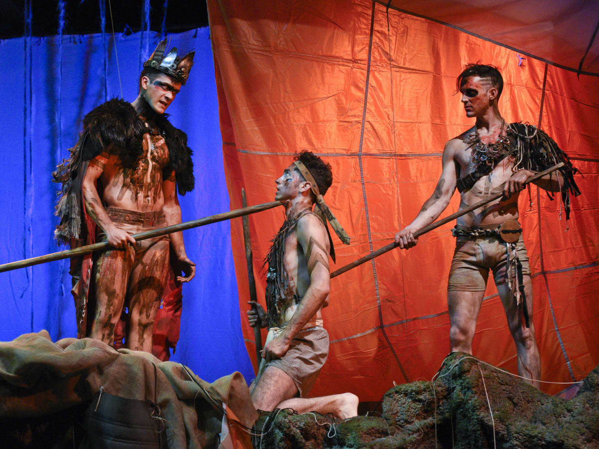 Lord of the Flies at WaterTower Theatre