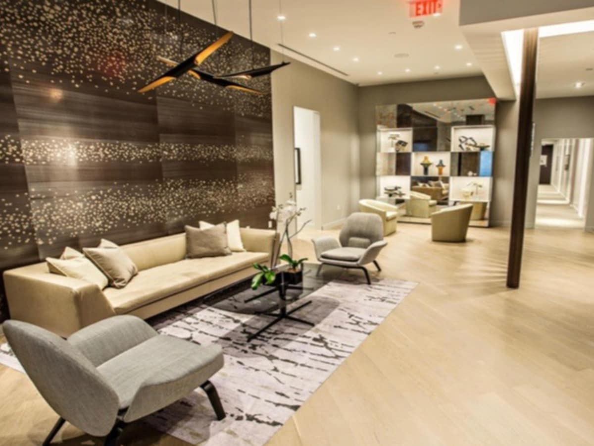 Saks Fifth Avenue Galleria store rendering Fifth Avenue Club