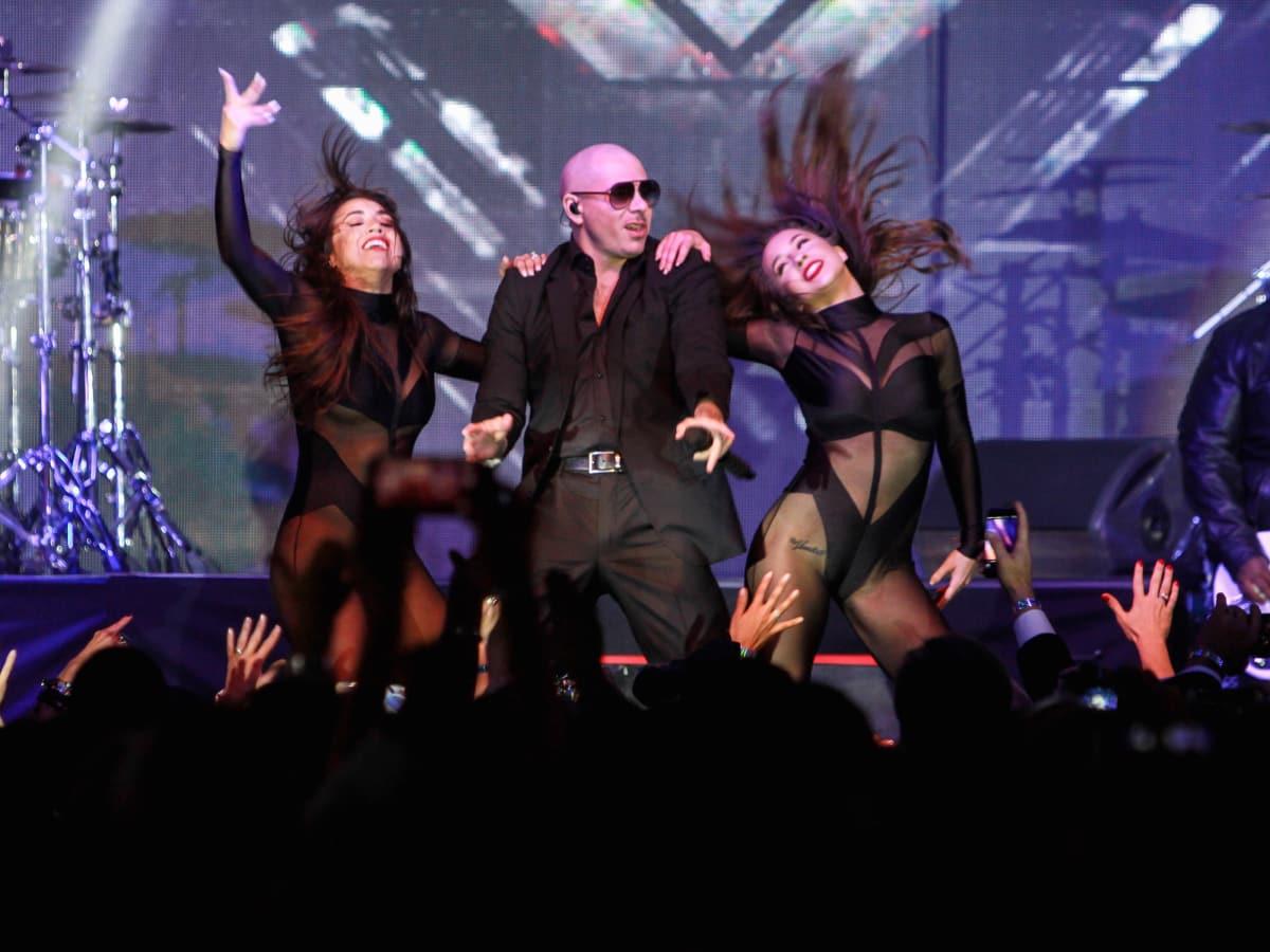 San Luis Salute, Feb. 2016, Pitbull