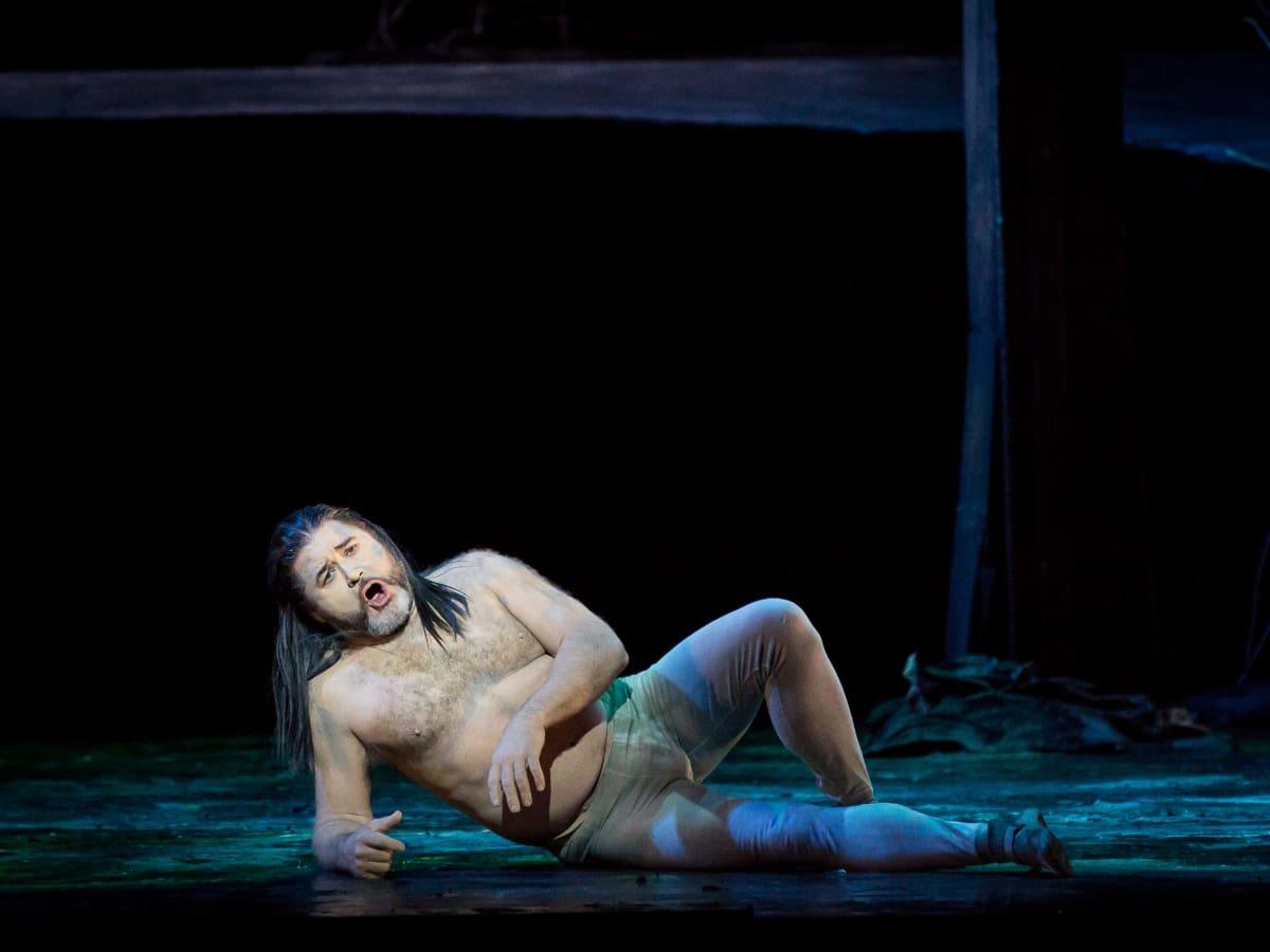 Richard Paul Fink in Houston Grand Opera production of Rusalka
