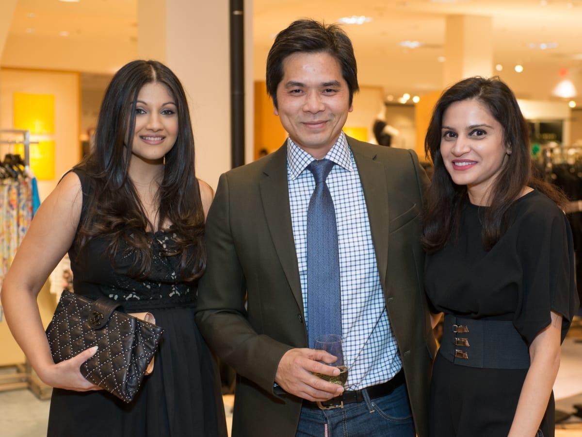 Best Dressed, Jan. 2016, Savreet Singh, Wayne Nguyen, Vanitha Pothuri