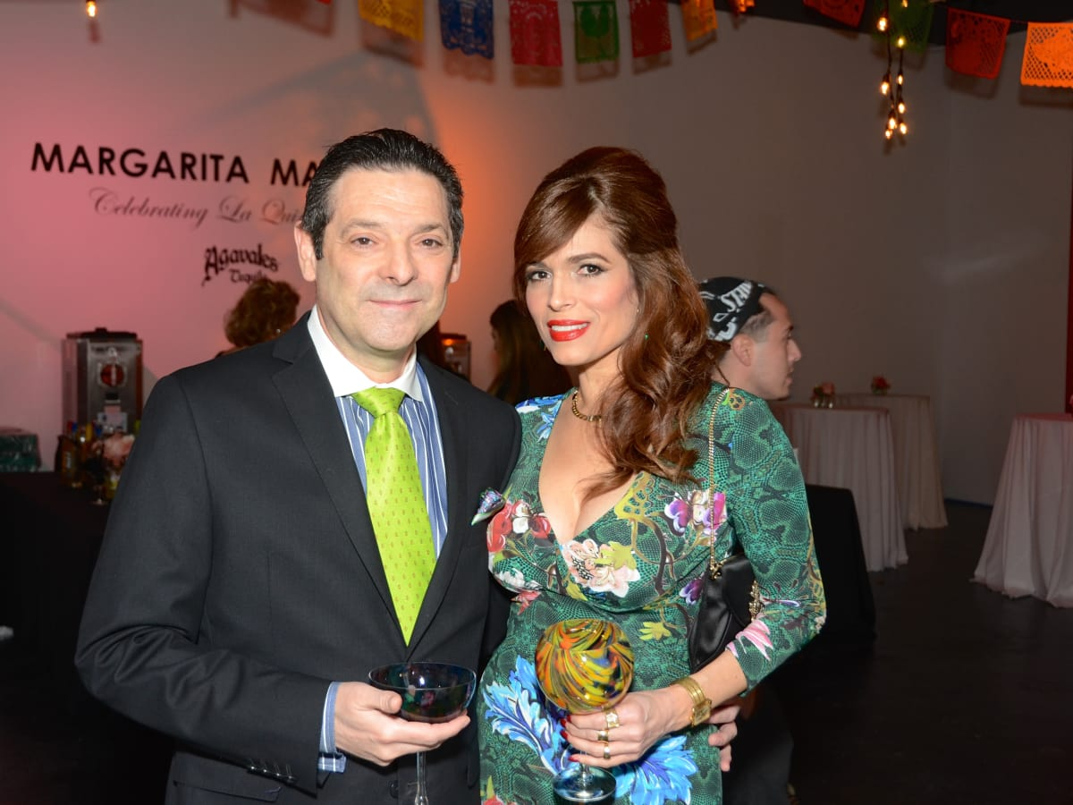 Center for Contemporary Craft, Margarita Madness, Jan. 2016, Carlos Barbieri, Karina Barbieri