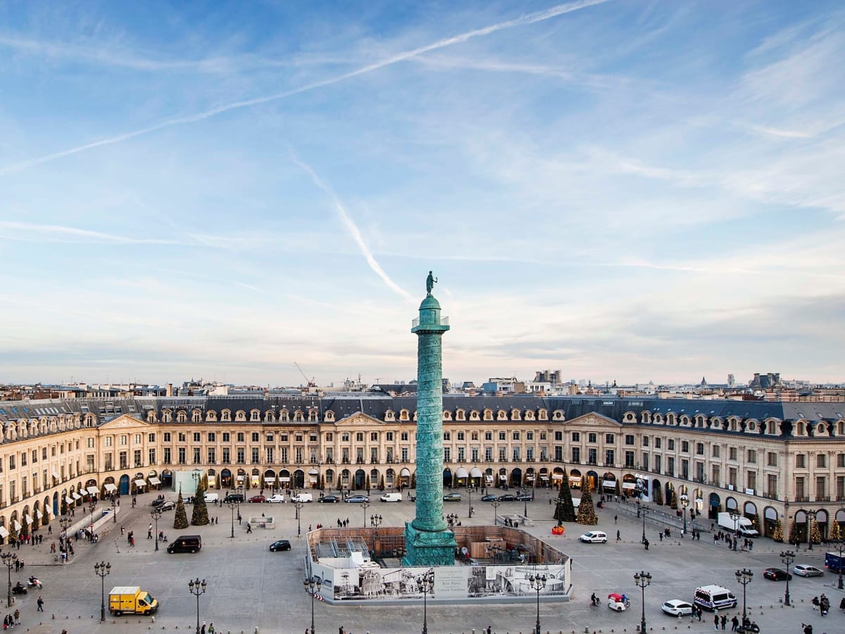News, Ritz Hotel Paris, Place Vendome, Jan. 2016
