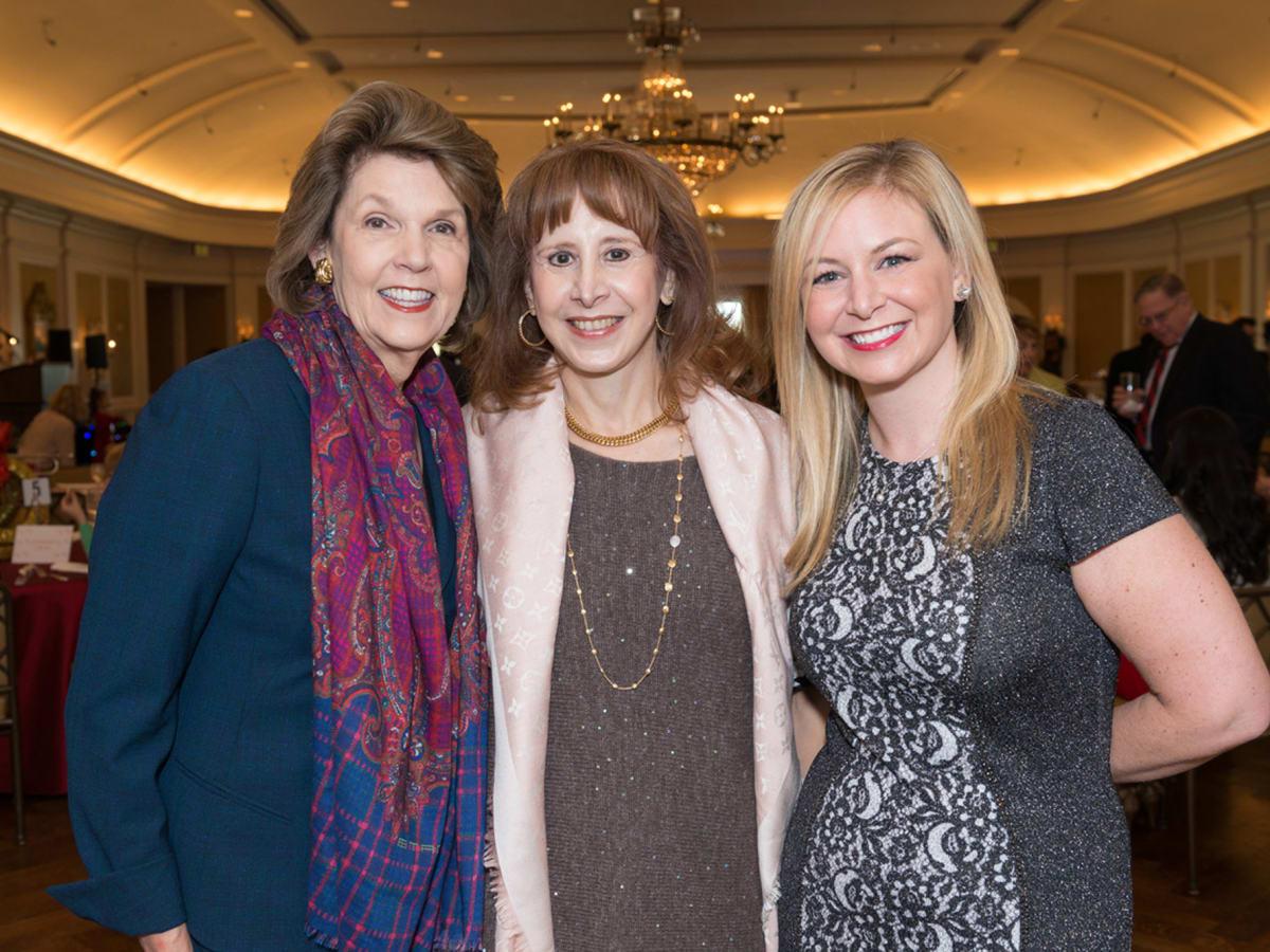 News, Symphony Magical Musical Morning, Dec. 2015, Lilly Andress,  Vicki West, Jennifer Gravenor