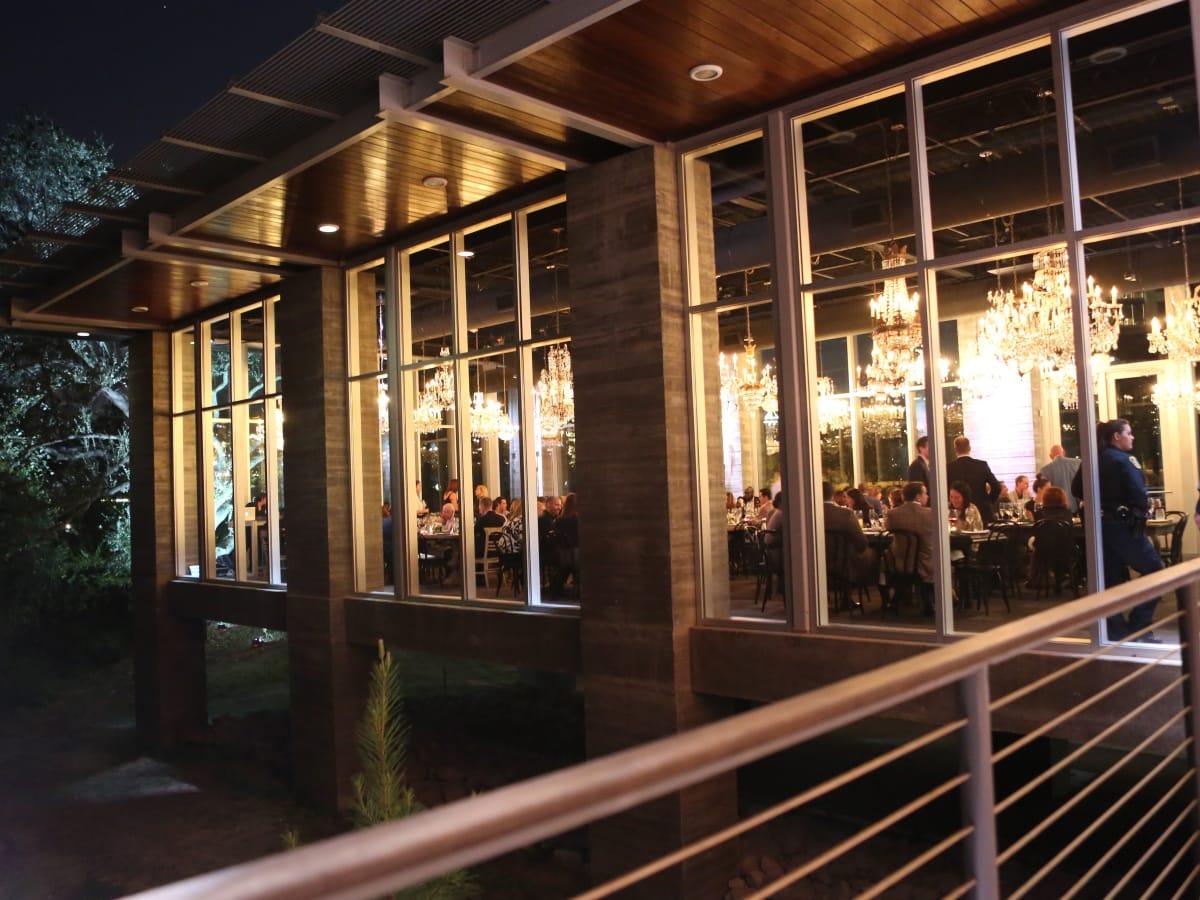 News, Equinox Opening Dinner, Dec. 2015, The Dunlavy