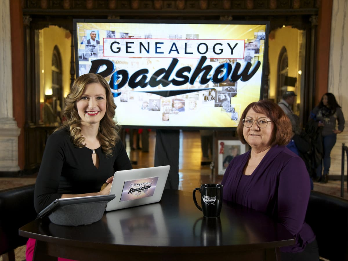Genealogy Roadshow in Houston