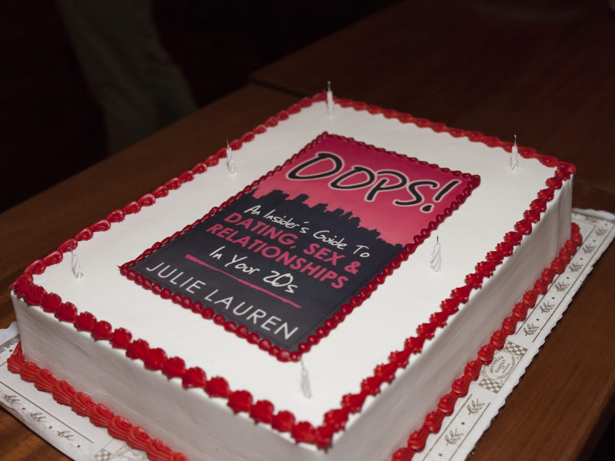 Houston, Oops 20s party, November 2015, cake from Three Bros Bakery