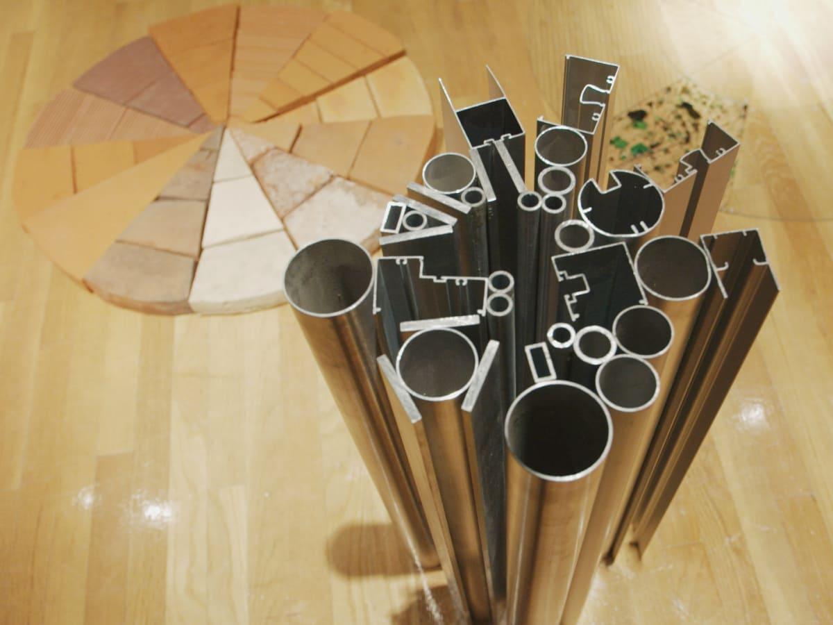 KLRU PBS Arts in Context Strange Pilgrims Contemporary Austin Sofia Taboas FLoral Beginning in Circular Time 2015