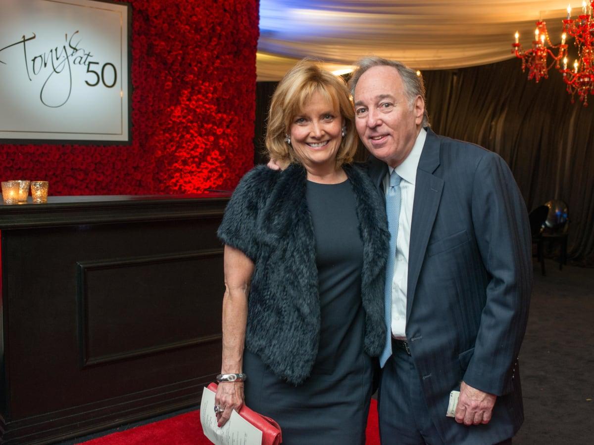 News, Shelby, Tony's 50th, Nov. 2015 Shara Fryer, Barry Silverman