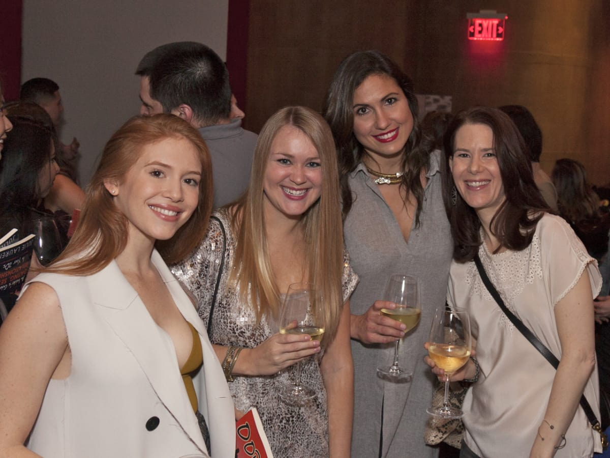 Oops 20s Party Leni Wile, Katie Lane, Margaret Thurmond, Brooke Feather