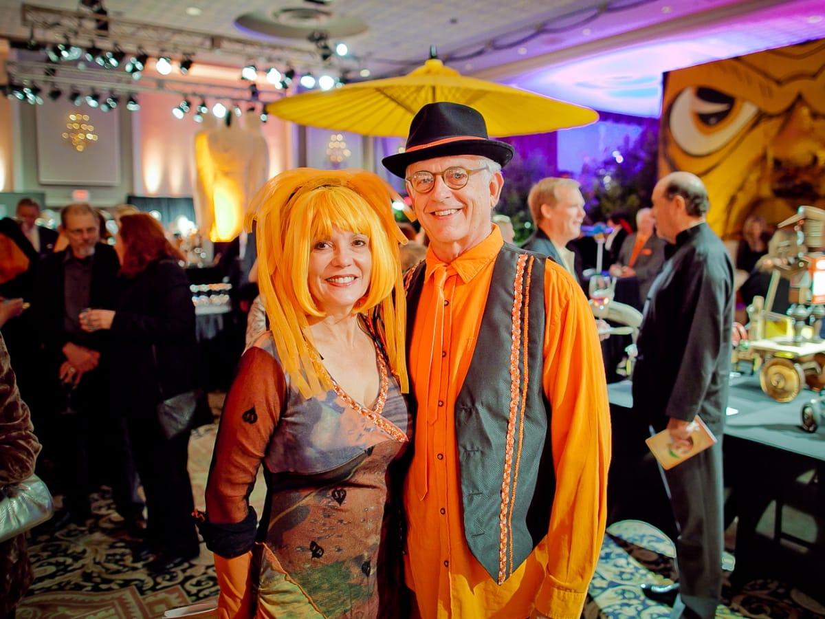 Orange Show Gala Dixie Friend Gay, Rich Latimer