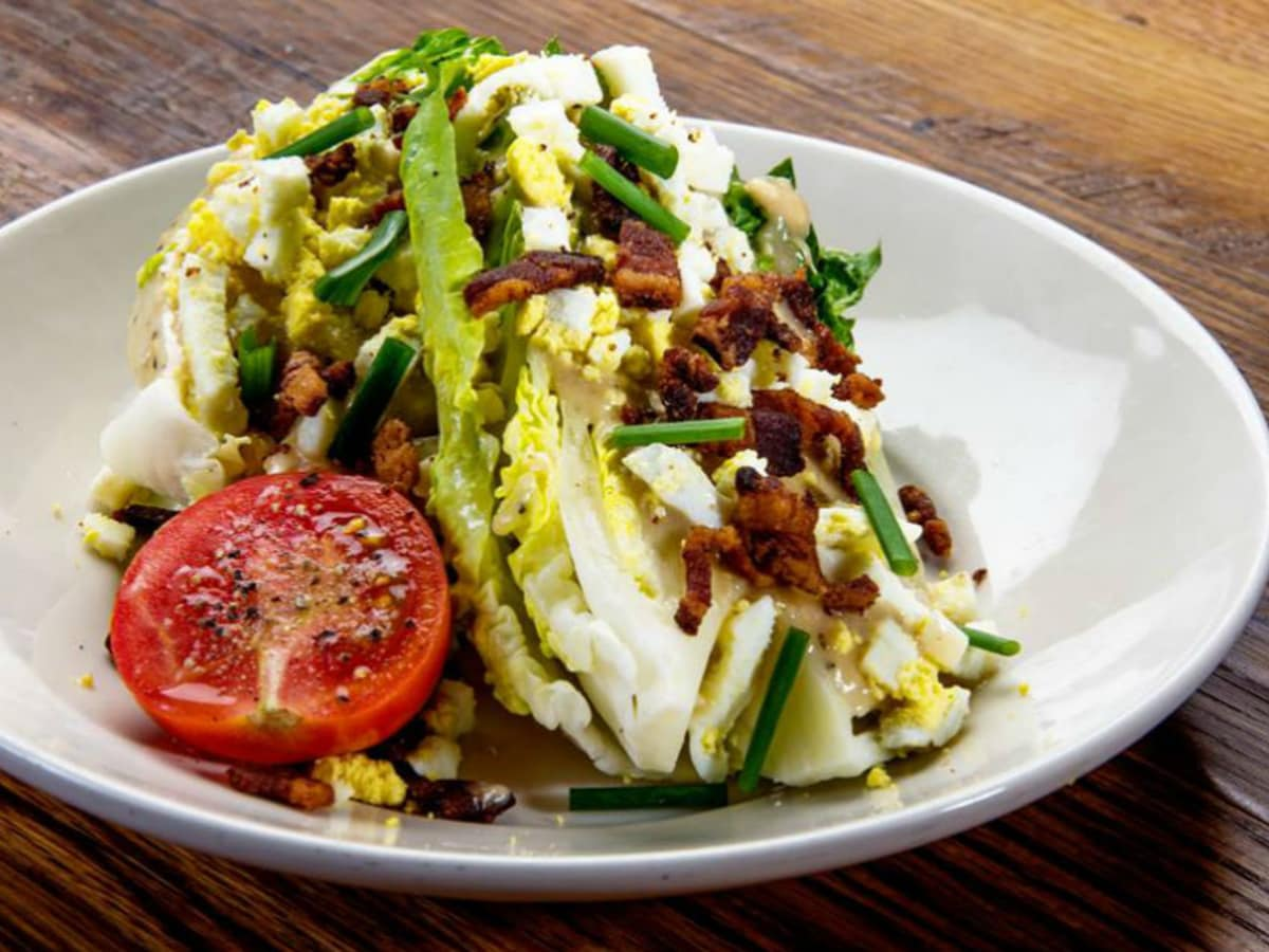 The Ranch wedge salad