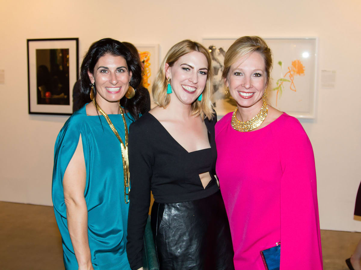 Maria Link, Rachel Bingham, Leigh Koch