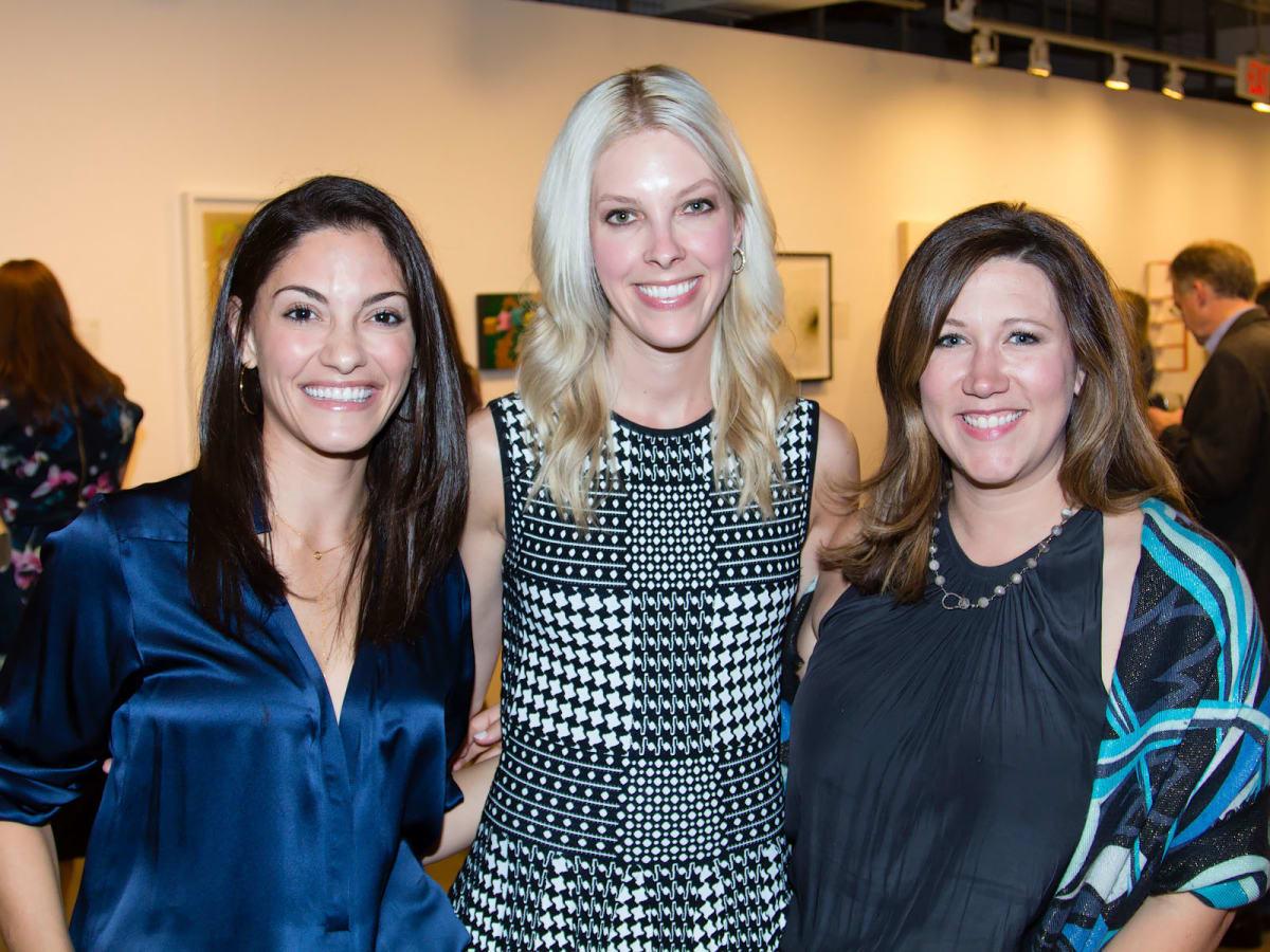 Stacey Duran, Aubrey Labanowski, Dawn Hennessey