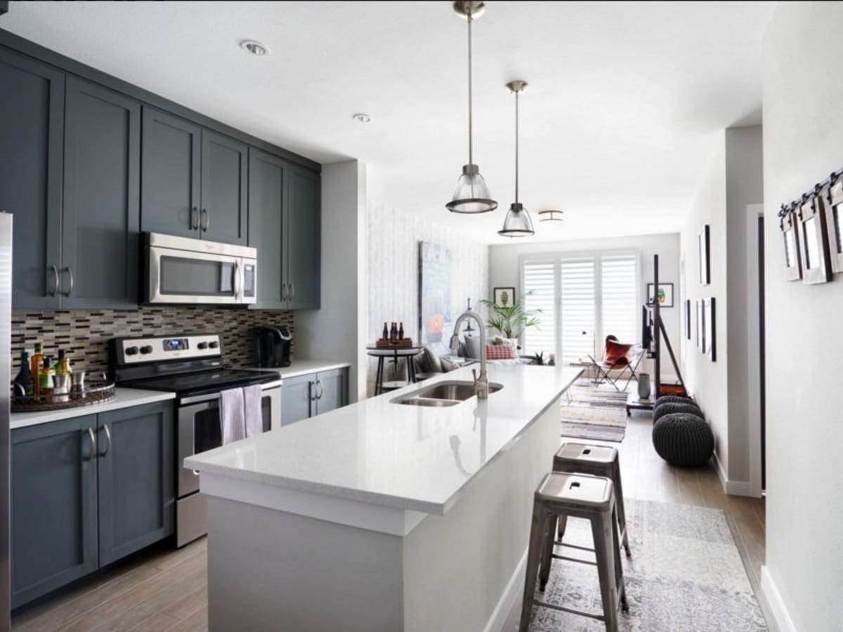 The Shelby Residences kitchen