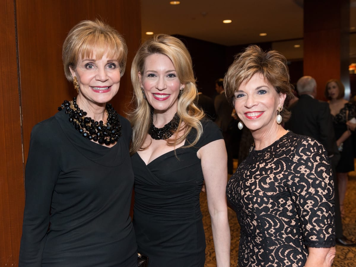 Crime Stoppers Gala Leisa Holland Nelson, Mauri Oliver, Vicki Rizzo