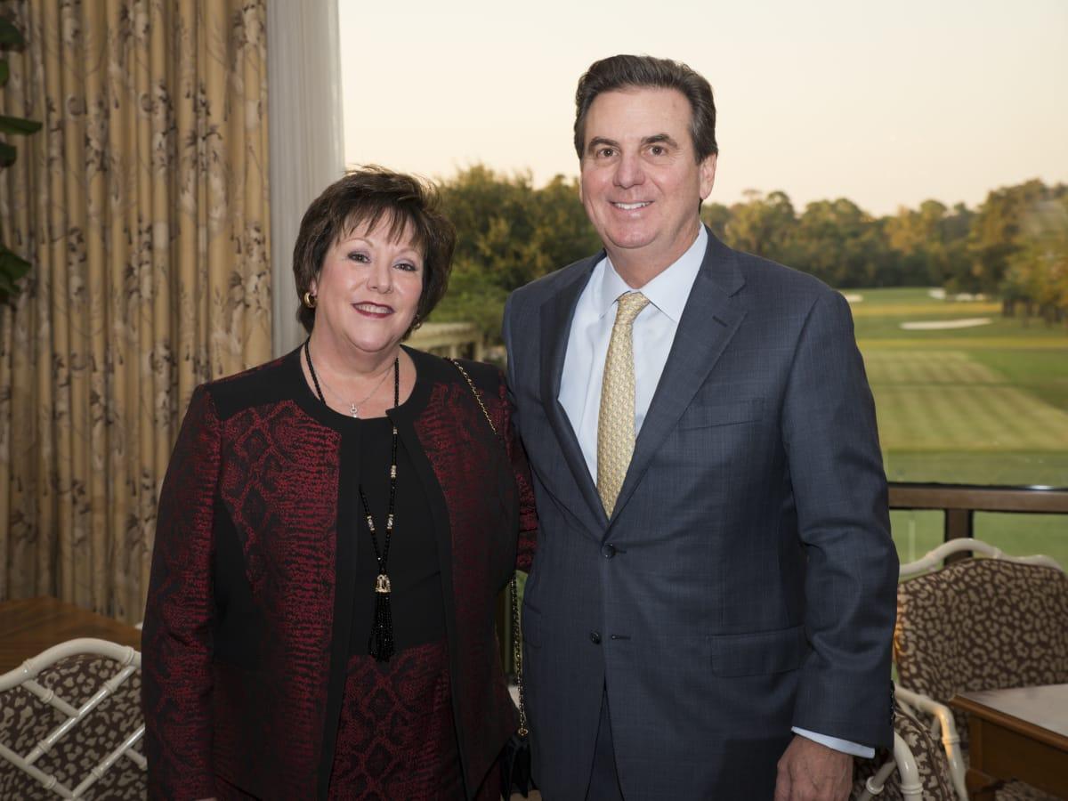 News, Shelby, Scenic Houston dinner, Oct. 3015,  Jan Sparks, Michael Snodgrass