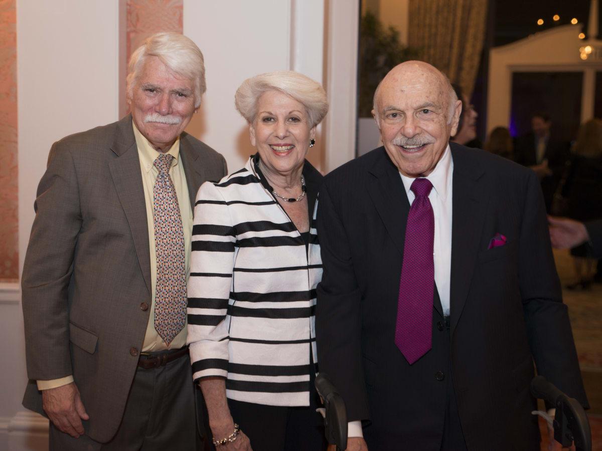 News, shelby, Scenic Houston dinner, Oct. 3015, Andy Icken, Lorraine Wulfe, Ed Wulfe