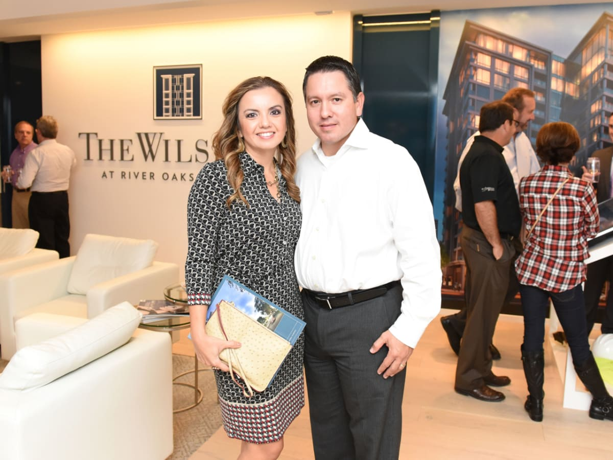 Wilshire Meets the Neighbors Myrna Camacho, Rafael Graham