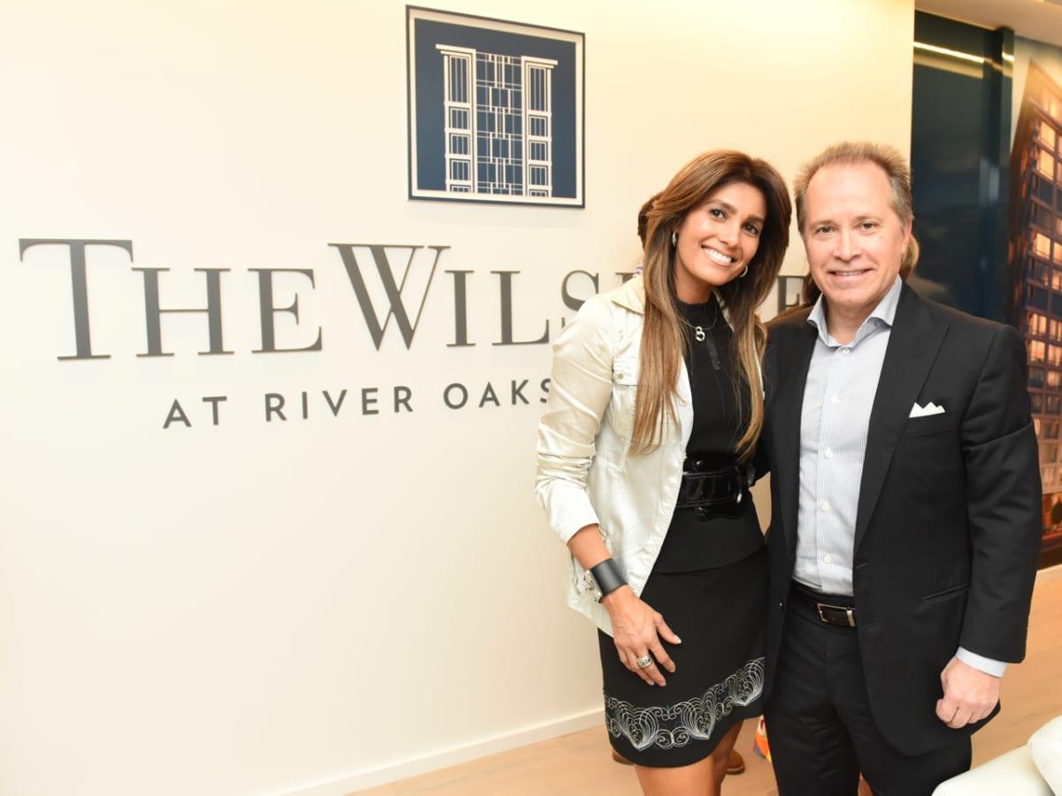 Wilshire Meets the Neighbors Martha Molina, Alvaro Trullenque