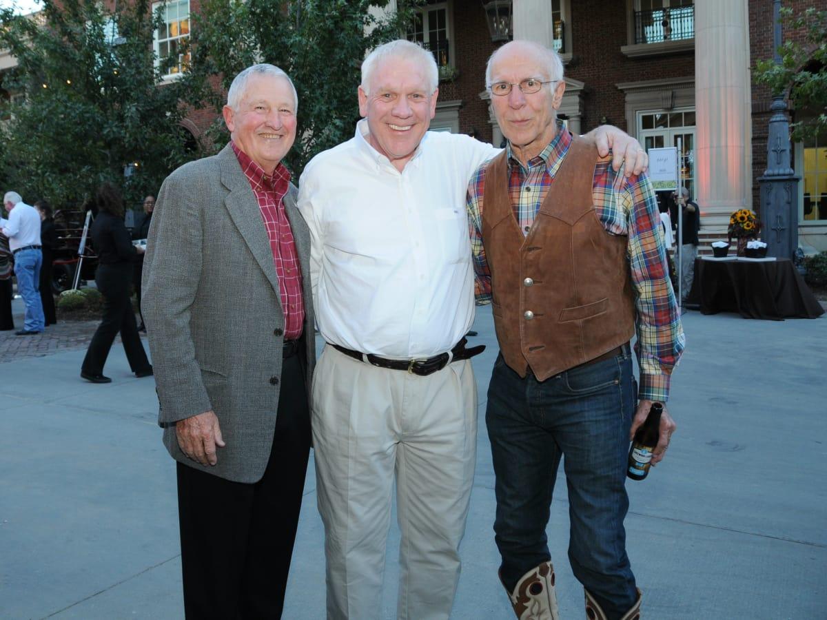 J.C. Montgomery, Jr, Harlan Crow, Tony Herring