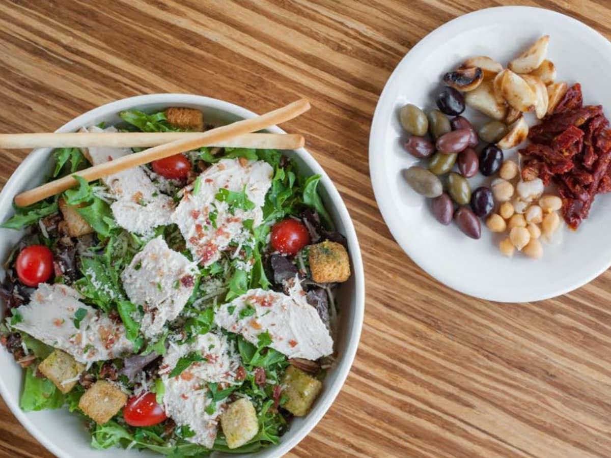 Cafe Express salad