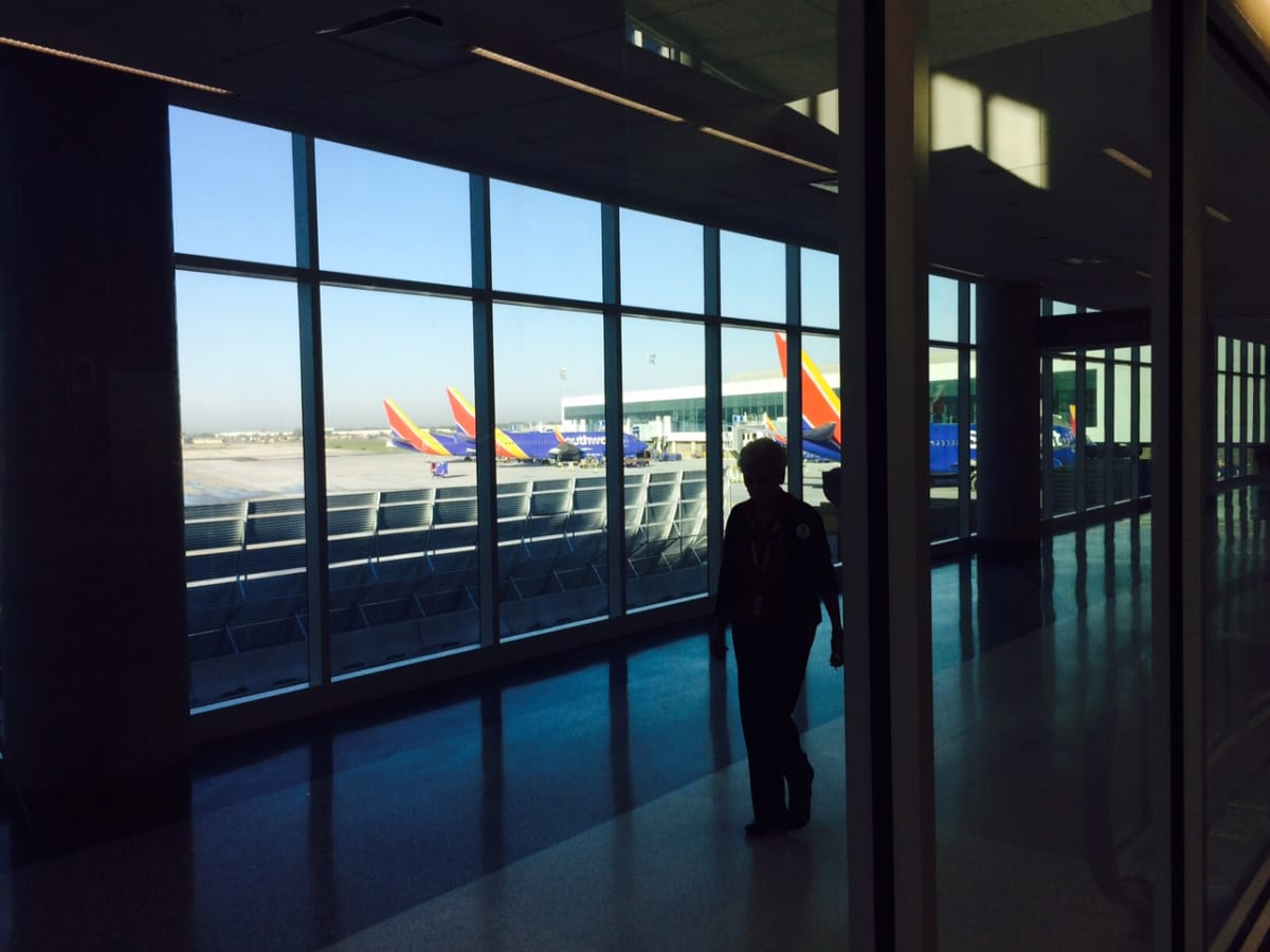 Southwest Airlines Hobby Airport international terminal
