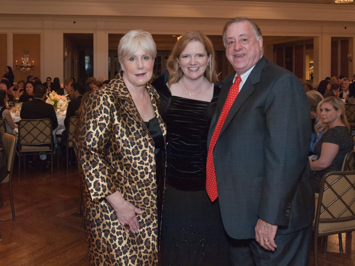 Houston, River Oaks Chamber Orchestra Gala, October 2015, Mills Toomey, Alecia Lawyer, Steve Toomey