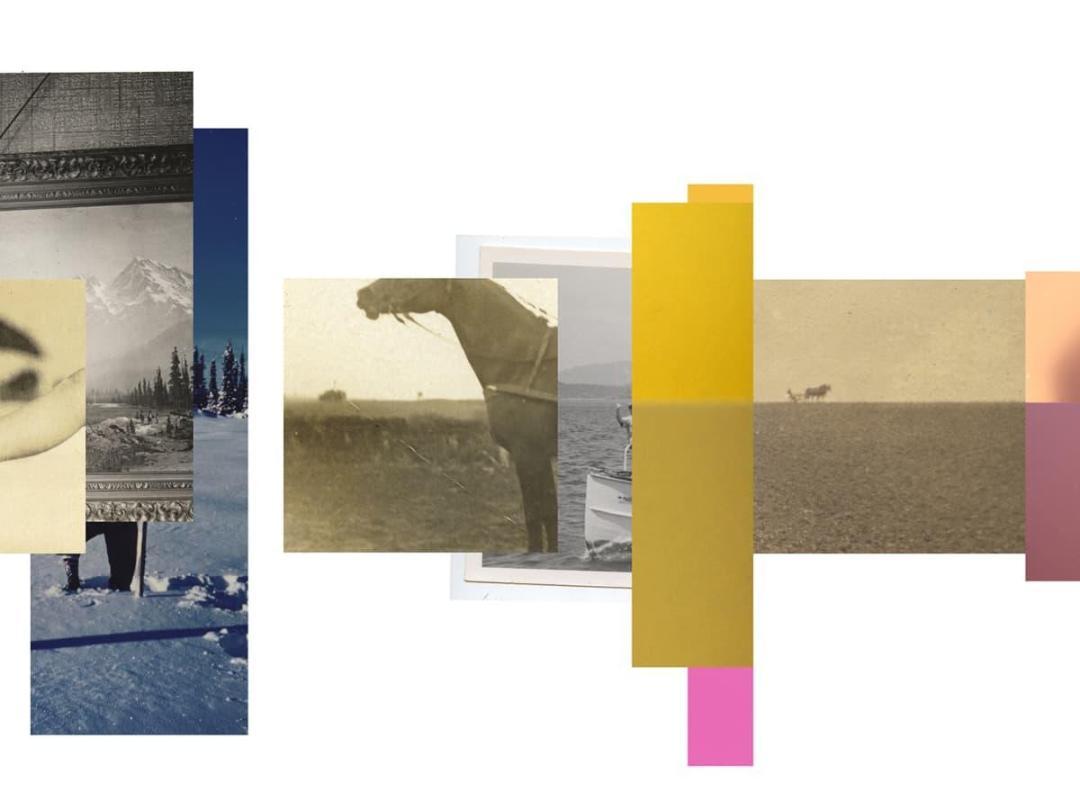 Horizon II by PROJECT B (Barbara Levine and Paige Raimey with Martin Venezky)