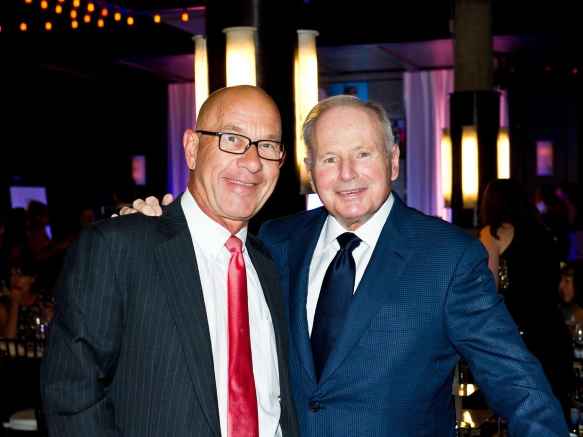 Houston, Friends for Life Among Friends gala, October 2015, Senator John Whitmire, Don Sanders