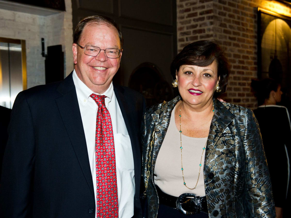 Houston, Friends for Life Among Friends gala, October 2015, John A. Adkins, Susan L. Bickley