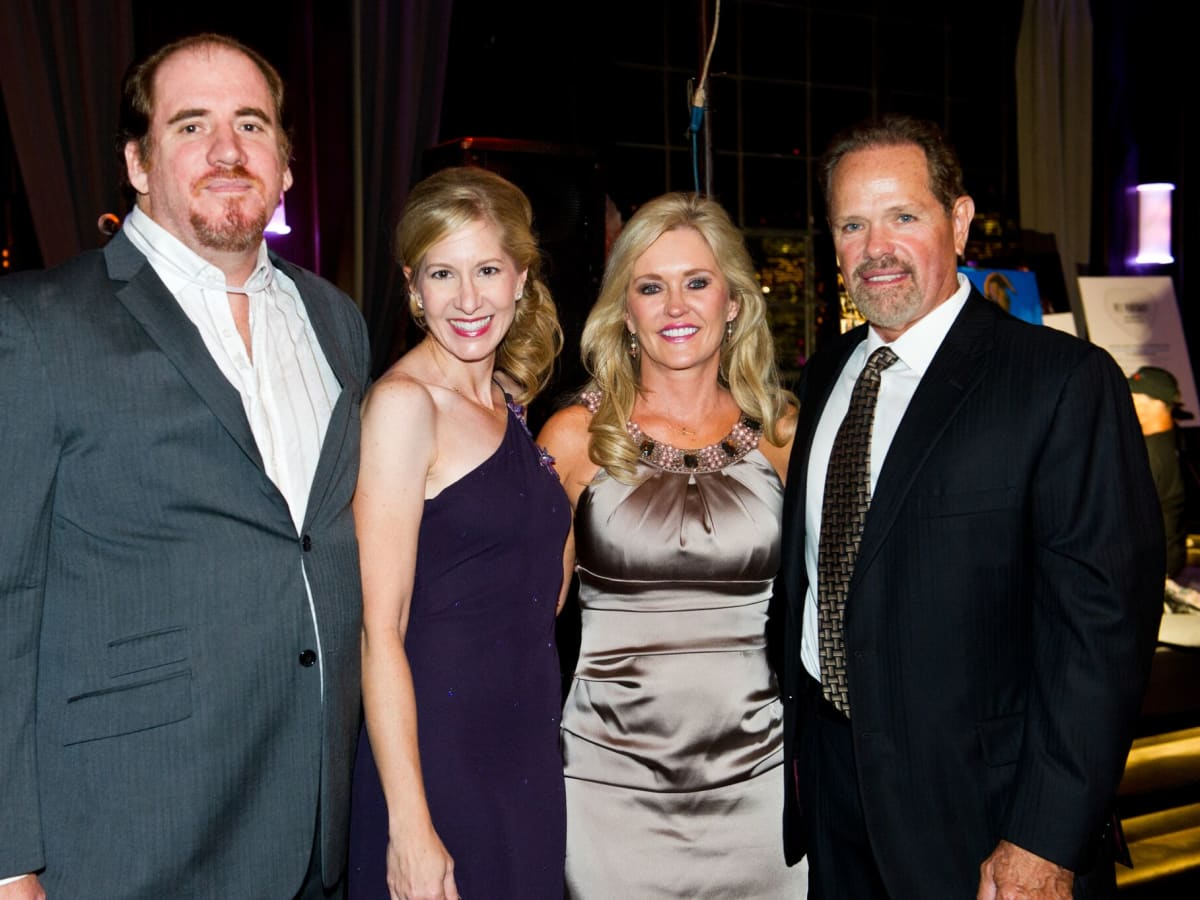 Houston, Friends for Life Among Friends gala, October 2015, Micheal McWilliams, Christine McWilliams, Terri Peak, Roger Peak
