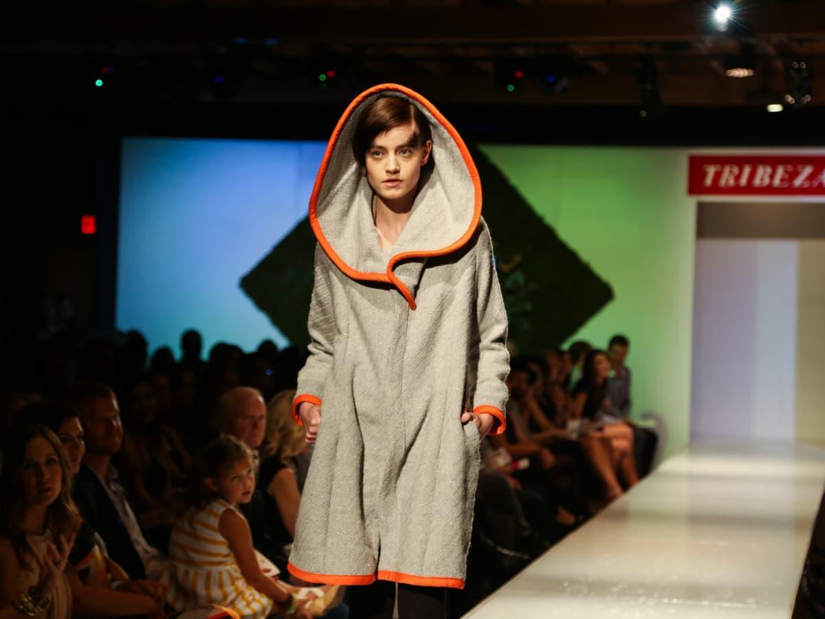 Tribeza Fashion Show 2015 at Brazos Hall Katie Kime