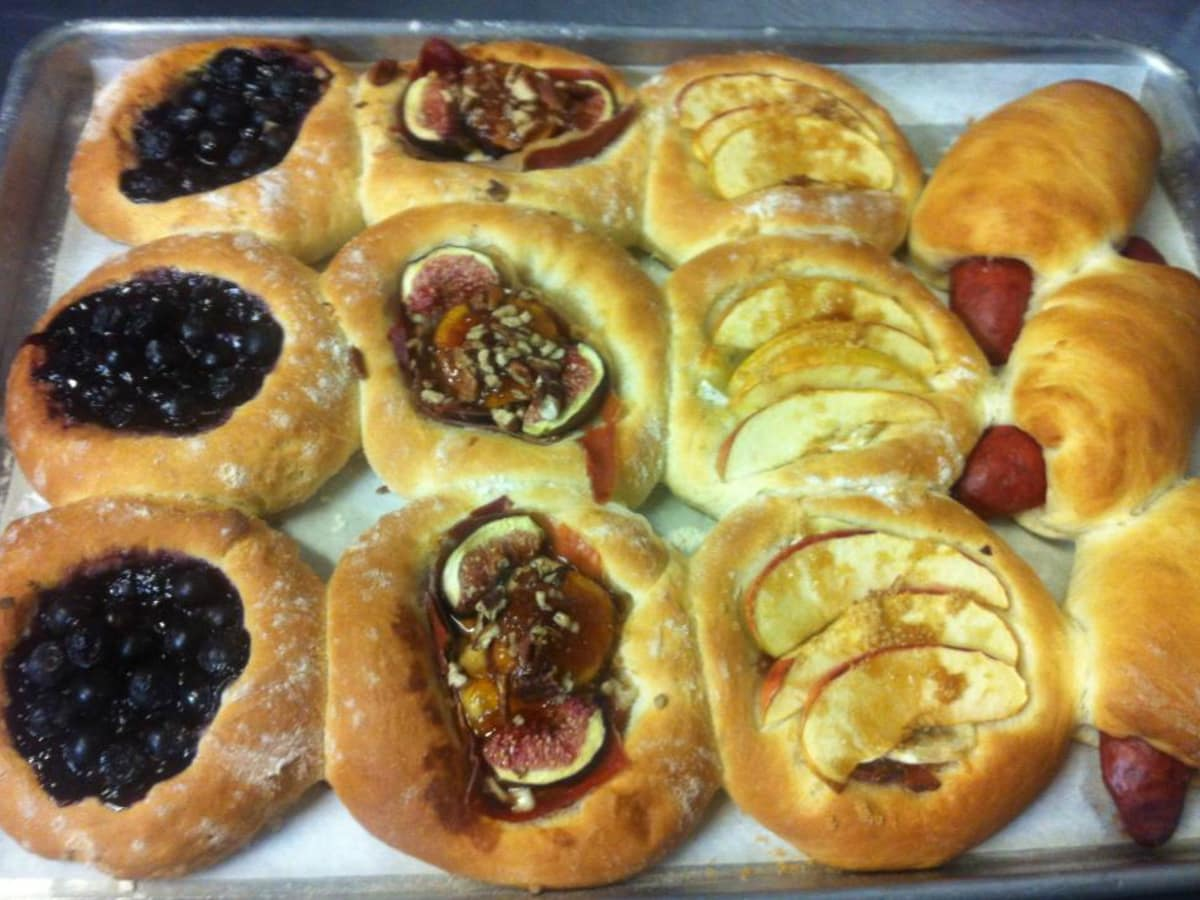 The ZubikHouse kolache Austin
