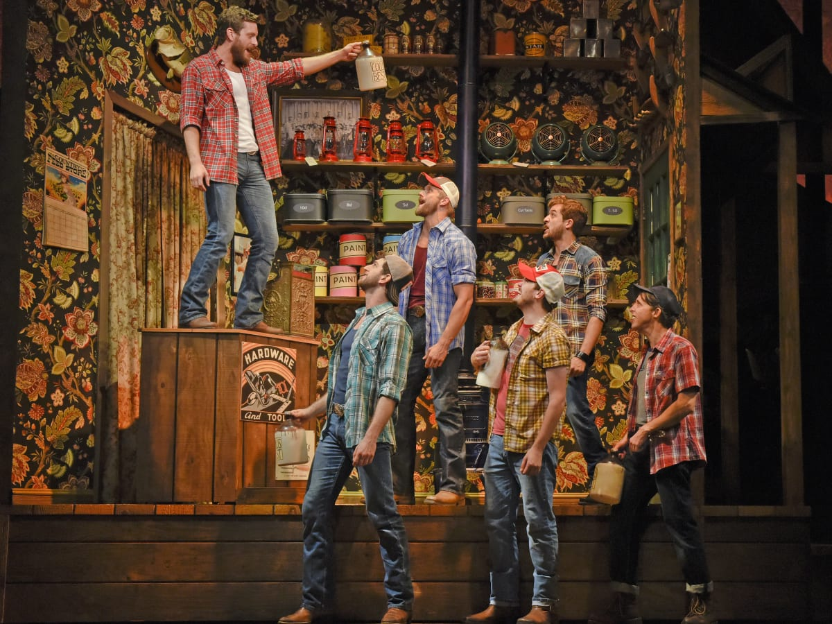 Moonshine: That Hee Haw Musical at Dallas Theater Center